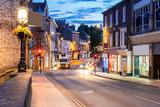 York cityscape England Sunset - 231537367