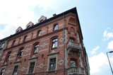 Brick Building in  Krakow