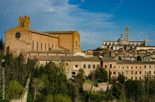 Basilica of San Domenico in Siena