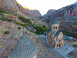 Noravank monastery from 13th century, Armenia - 231588317