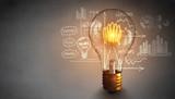 Bright idea for success - 231588962