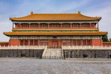 Palace in the Forbidden City, Beijing - 231589317