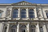 Le palais de justice de Boulogne-sur-Mer dans le Pas de Calais, édifié en 1852