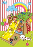 Cute Child  - 231647318