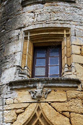 Fenêtre de château
