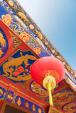 Details of Chinese temple in Hong Kong - 231681193