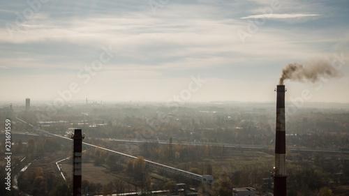 Smog gliwice śląsk - 231691559
