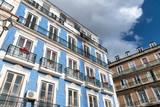 Colorful buildings of Lisbon, Portugal - 231700909