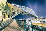 Night view of Sydney Harbor Bridge, Australia - 231700949