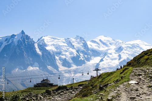 Foto Murales Tour du Mont Blanc