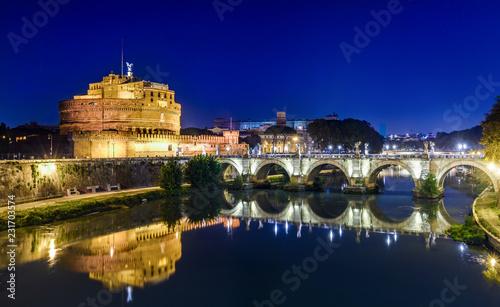Rzym Castel Sant'Angelo