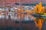 Coastal landscape of Kyrksaeterora, Norway - 231718151