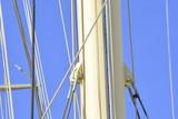 Segelschiff im Yachthafen Côte d'Azur - 231736956