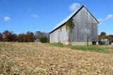 old farm barn field harvest - 231737919