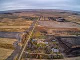 Eastern South Dakota is a mix of Farming and Prairie Land - 231737982