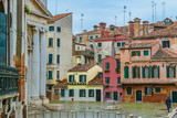 Architectural Urban Scene, Venice, Italy - 231765185