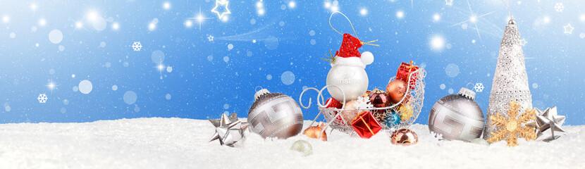 Schöne Weihnachtsdeko © Thaut Images