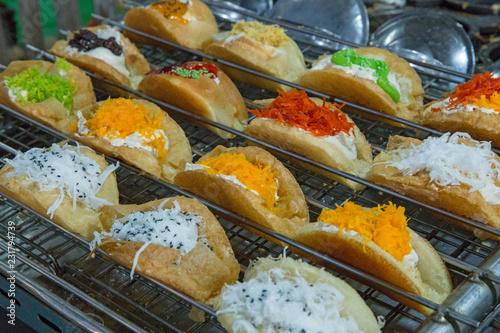 kha-nom-thang-taek, Thai dessert