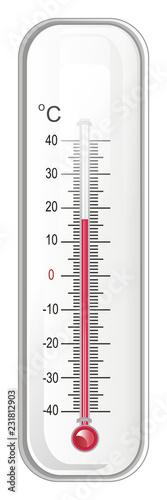 Leinwanddruck Bild thermometer, degree, temperature, weather, celsius, scale, medicine, hydrometeorological center,