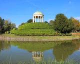 small temple of Parco Querini in Vicenza - 231821752