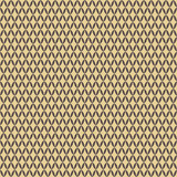 Seamless geometric pattern. Modern ornament with golden stars. Geometric abstract pattern - 231841145