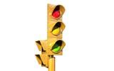 traffic lights 3D illustration 3d render 3840x2399 - 231848953