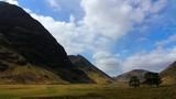 A beautiful static timelapse in Glencoe, Scotland - 231858187
