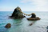 Meoto Iwa sacred rocks in japan - 231858726