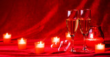 Champagne and candles - 231906106