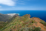 lookout point in the Anaga mountains,Parque Rural de Anaga,Tenerife,Spain - 231910941