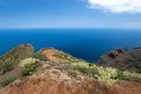 lookout point in the Anaga mountains,Parque Rural de Anaga,Tenerife,Spain - 231910985
