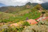 lookout point in the Anaga mountains,Parque Rural de Anaga,Tenerife,Spain - 231911113