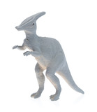 toy small dinosaur isolated on white background - 231918767