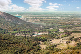 Mountains of Besalu in Catalonia - 231928994