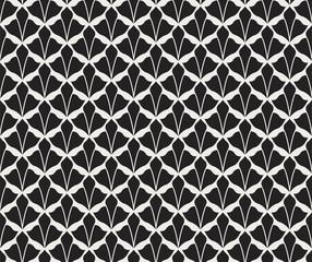 Classic Art Deco Seamless Pattern. Geometric Stylish Texture. Abstract Retro Vector Texture. © Mangata