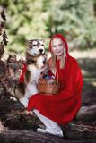 Rotkäppchen und der Wolf V