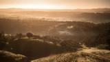 Stunning motion timelapse of a misty morning in Alentejo, Portugal - 231992764