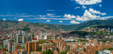 Medellin City Horizon Aerial Photo - 231993195