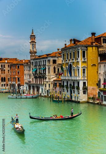 Venecia, Venezia una bela ciudad turística y cultural. - 232002508