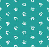 Floral vector ornament. Seamless abstract classic background with flowers. Pattern with repeating floral elements. Ornament for fabric, wallpaper and packaging - 232014956