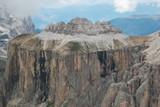 Maestoso massiccio visto da Passo Pordoi - 232054724