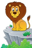 Lion theme image 4 - 232069337