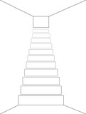 Stairway Going Upward - 232072762