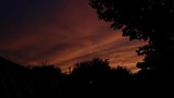 Timelapse of a sunset. - 232076302