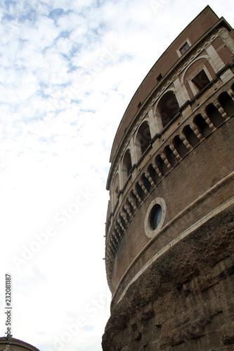 Papieski Schronienie Castel San Angelo, Watykan, Rzym