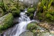 Wasserfall in Frankreich / Langzeitbelichtung - 232083122