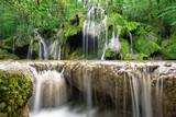Wasserfal in Frankreich