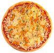 CHEESE AND TOMATO PIZZA CUT OUT - 232092302