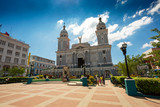 Santa Basílica Metropolitana Iglesia Catedral city center Santiago de Cuba