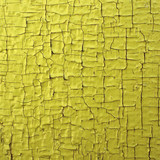 Background texture of cracked paint on wooden surface. - 232115370
